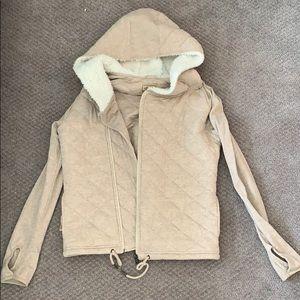 931d4cf721c UGG Jackets & Coats   Genuine Leather Bomber Coat   Poshmark